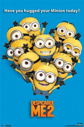 Image for Despicable Me 2 Poster - Minions