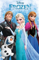 Image for Frozen Poster - Group