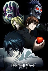 Image for Death Note Poster - Characters