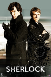 Image for Sherlock Holmes the Pair Poster