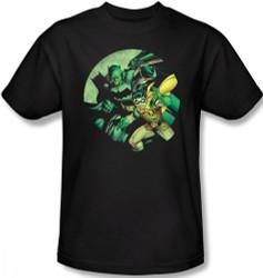 Image Closeup for Batman T-Shirt - Batman & Robin
