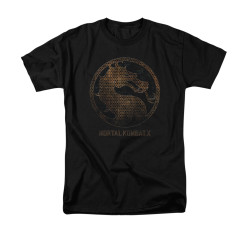 Image for Mortal Kombat X T-Shirt - Metal Seal