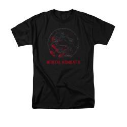Image for Mortal Kombat X T-Shirt - Bloody Seal