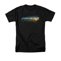 Image for Under the Dome T-Shirt - Dome Key Art