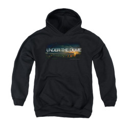 Image for Under the Dome Youth Hoodie - Dome Key Art