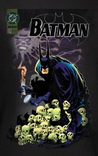 Image for Batman T-Shirt - Cover #516