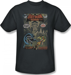 Image Closeup for Batman T-Shirt - #232 Cover