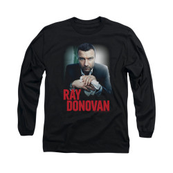 Image for Ray Donovan Long Sleeve T-Shirt - Clean Hands