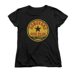 Image for Ray Donovan Woman's T-Shirt - Fite Club