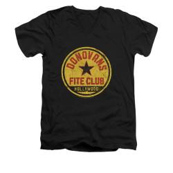 Image for Ray Donovan V-Neck T-Shirt - Fite Club