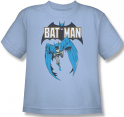 Image for Batman Youth T-Shirt - #241 Cover