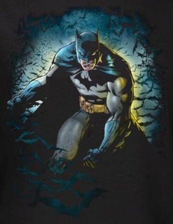 Image for Batman T-Shirt - Bat Cave