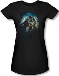 Image for Batman Girls T-Shirt - Bat Cave