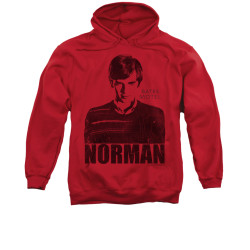 Image for Bates Motel Hoodie - Norman
