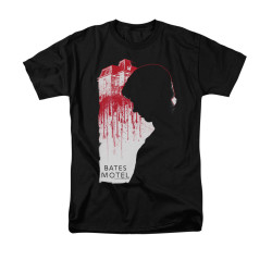 Image for Bates Motel T-Shirt - Criminal Profile