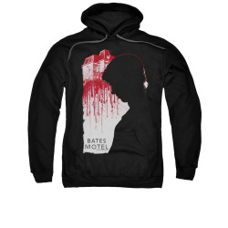 Image for Bates Motel Hoodie - Criminal Profile
