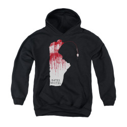 Image for Bates Motel Youth Hoodie - Criminal Profile