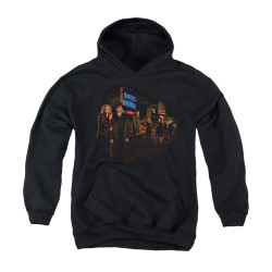 Image for Bates Motel Youth Hoodie - Cast