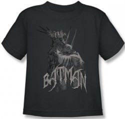 Image for Batman Kids T-Shirt - Scary Right Hand