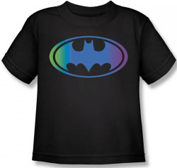 Image for Batman Kids T-Shirt - Gradient Bat Logo