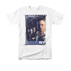 Image for CSI NY T-Shirt - Watchful Eye