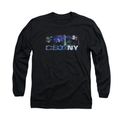 Image for CSI NY Long Sleeve T-Shirt - Never Rests