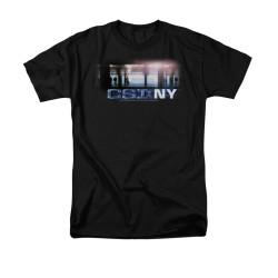 Image for CSI New York T-Shirt - New York Subway