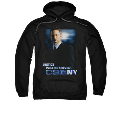 Image for CSI: NY Hoodie - Justice Served