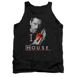 Image for House Tank Top - I Heart House