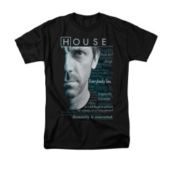 Image for House T-Shirt - Houseisms