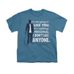 Image for House Youth T-Shirt - I Don't Like Anyone