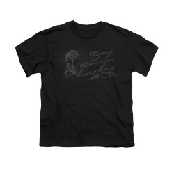 Image for House Youth T-Shirt - Changes Everything