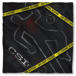 Image for CSI Bandana - Outline