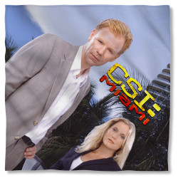 Image for CSI: Miami Bandana - Blue Sky