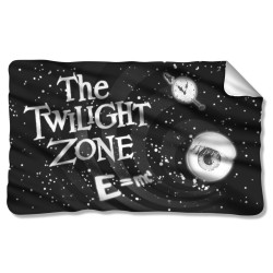 Image for Twilight Zone Fleece Blanket - Glass Wall
