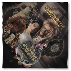 Image for Labyrinth Bandana - Only Forever