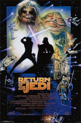 Image for Star Wars Poster - Return of the Jedi