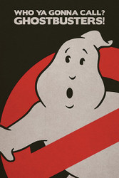 Image for Ghostbusters Poster - Logo