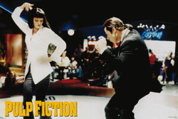 Image for Pulp Fiction Poster - Dance