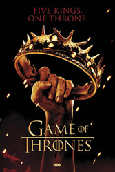 Image for Game of Thrones Poster - Crown