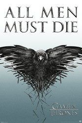 Image for Game of Thrones Poster - All Men Must Die