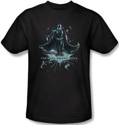 The Dark Knight Rises T-Shirt - Break Through Image 2