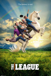 Image for the League Poster - Unicorn
