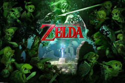 Image for Legend of Zelda Poster - Forest