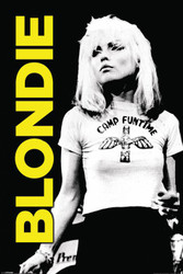 Image for Blondie Poster - Camp Funtime