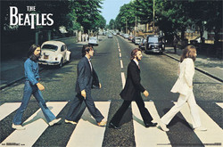 Image for Beatles Poster - Abbey Road