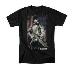 Image for Rambo T-Shirt - Worn Liberty
