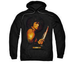 Image for Rambo Hoodie - Blood Lust