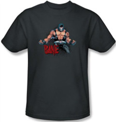 Image Closeup for Bane T-Shirt - Flex
