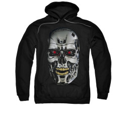 Image for The Terminator Hoodie - Skull